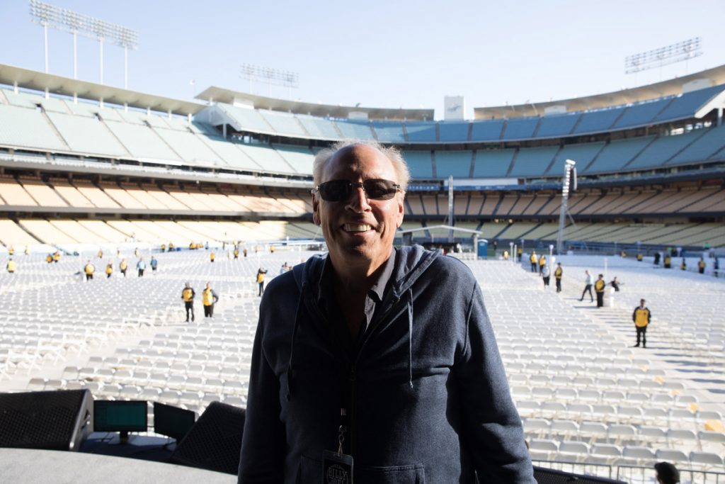 Billy Joel In Concert, Dodger Stadium, Los Aneles, CA May 13th, 2017