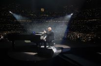 Billy Joel Concert At Dodger Stadium Los Angeles, CA – May 13, 2017