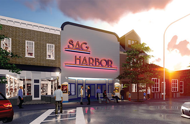 Sag Harbor Cinema restoration proposal