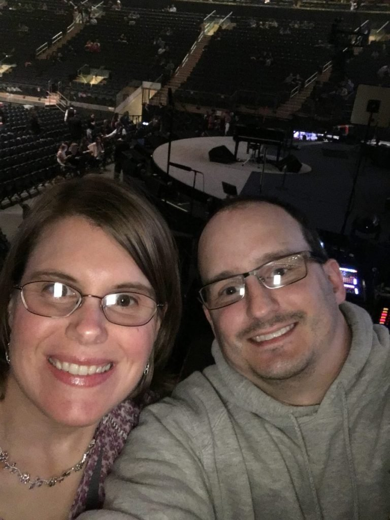 My First Billy Joel Concert