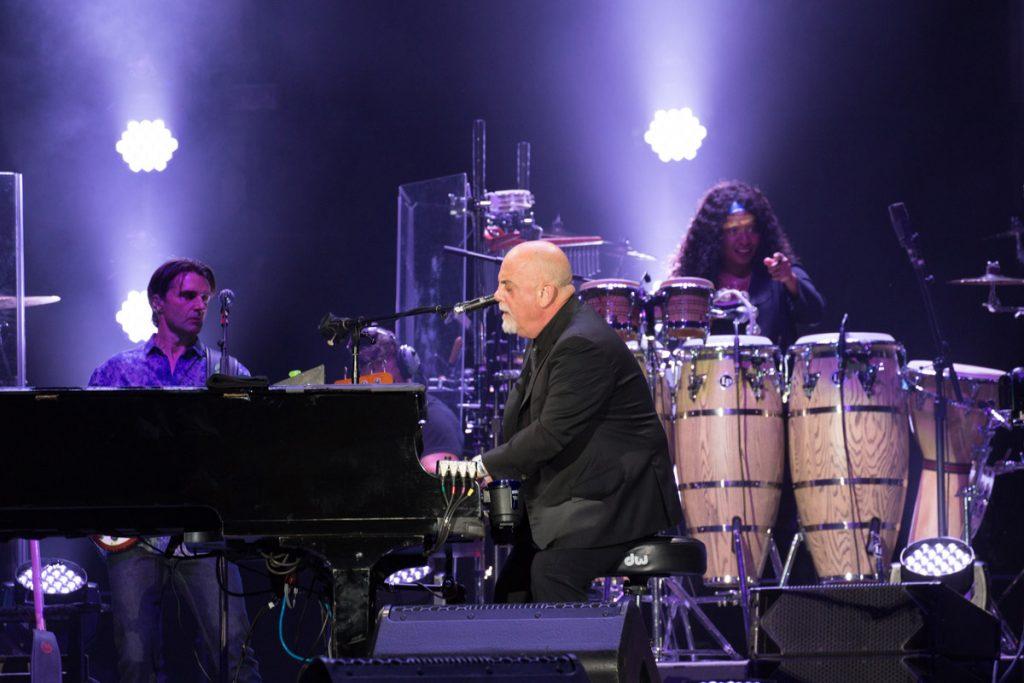 Billy Joel InConcert, Sun Trust Park, Atlanta, GA, April 28th, 2017