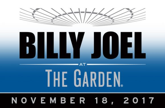Billy Joel Adds 47th Consecutive Madison Square Garden Show November 18