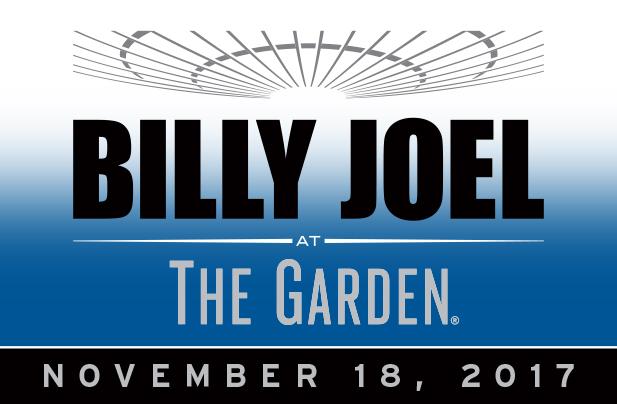 Billy Joel Madison Square Garden New York, NY November 18, 2017
