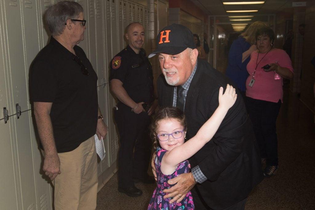 Billy Joel At Hicksville High School Long Island, NY – June 24, 2017 (Photo 10)
