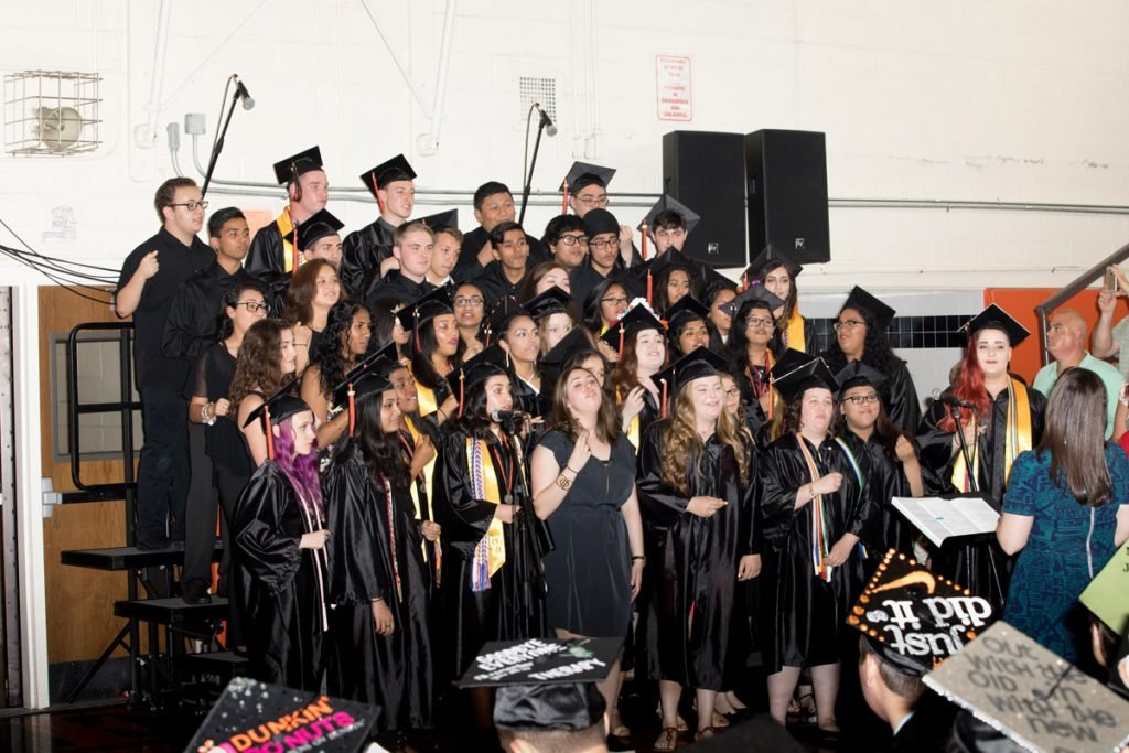 Billy Joel At Hicksville High School Long Island, NY – June 24, 2017 (Photo 5)