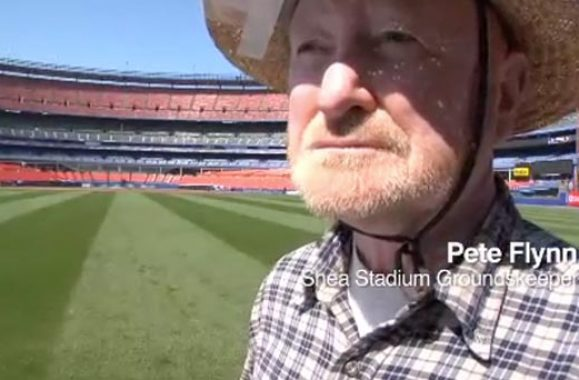 RIP To New York Mets' Longtime Groundskeeper Pete Flynn