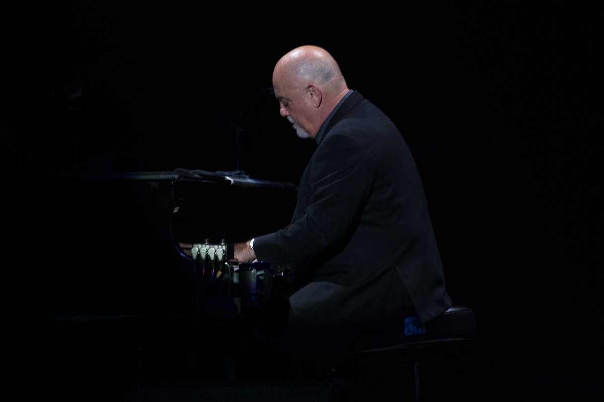 Billy Joel At Madison Square Garden New York Ny July 5 2017 Photo 2 Billy Joel Official Site
