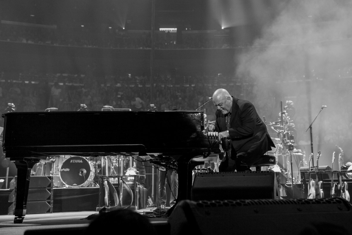 Billy Joel At Madison Square Garden New York Ny July 5 2017 Photo 13 Billy Joel Official