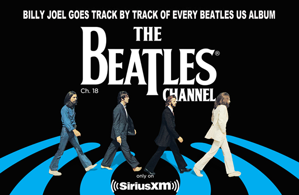 Billy Joel on SiriusXM Beatles Channel