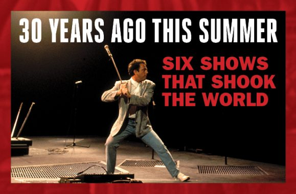 A Look Back: 30th Anniversary Of Billy Joel In Former Soviet Union Circa 1987