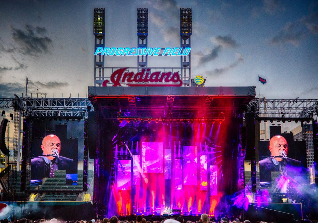 Billy Joel At Progressive Field Cleveland, OH – July 14, 2017 (Photo 32)