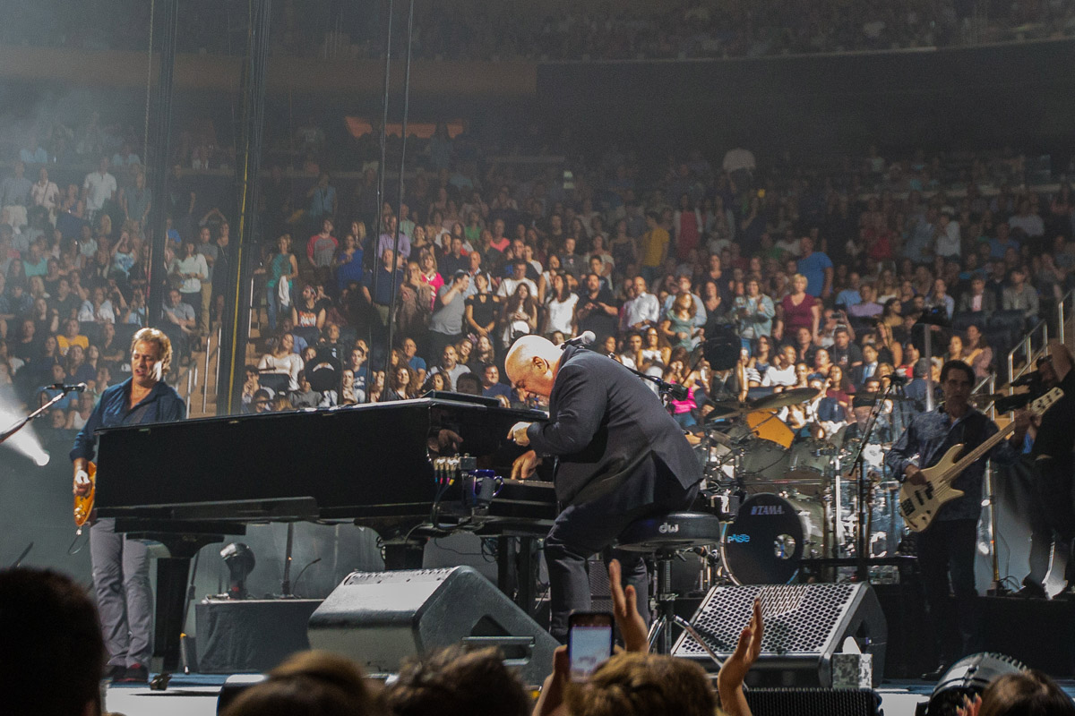 Billy Joel performs live Madison Square Garden in New York, NY, on July 5, 2017