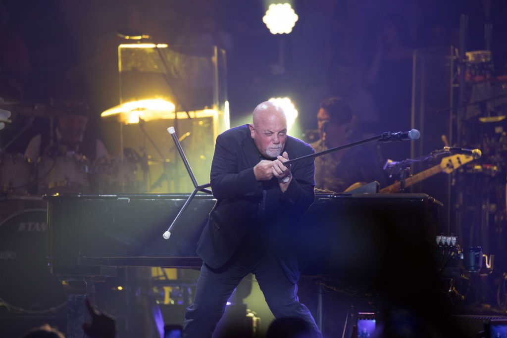 Billy Joel Madison Square Garden July 5 2017 Concert Recap Billy Joel Official Site