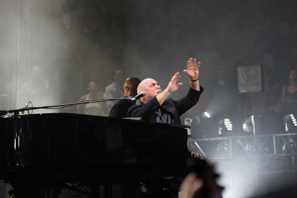 Billy Joel At Madison Square Garden New York Ny July 5 2017 Photo 47 Billy Joel Official