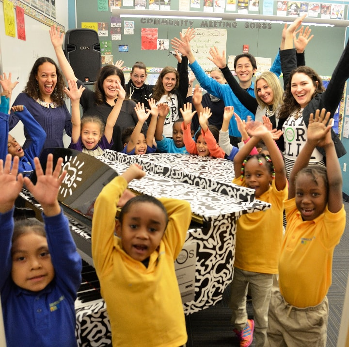 Join Billy Joel To Help Sing For Hope Bring 50 Pianos To 50 Schools