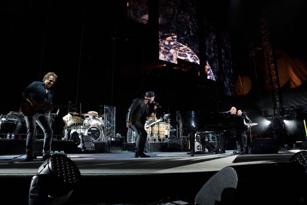 Billy Joel in Concert, Target Field, Minneapolis, MN, July 28, 2017 (Photo 75)