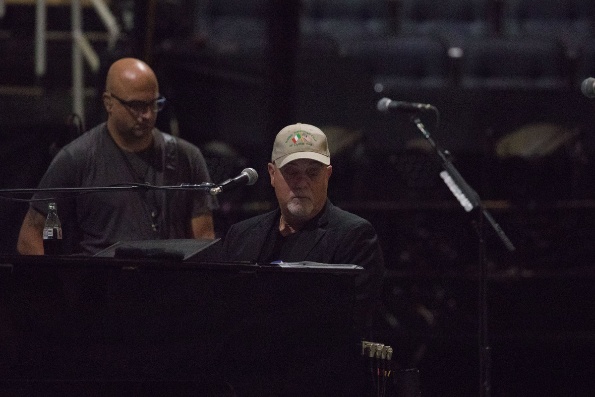 Billy Joel At Madison Square Garden New York Ny August 21 2017 Photo 32 Billy Joel