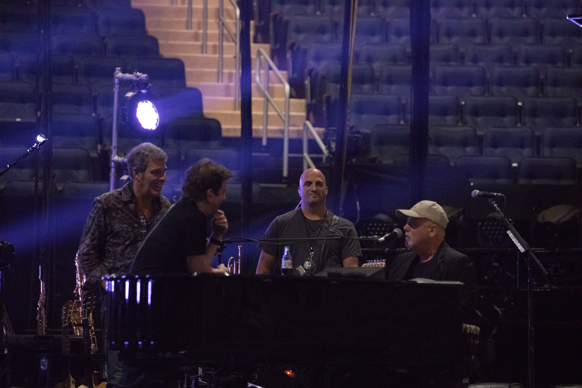 Billy Joel At Madison Square Garden New York Ny August 21 2017 Photo 35 Billy Joel