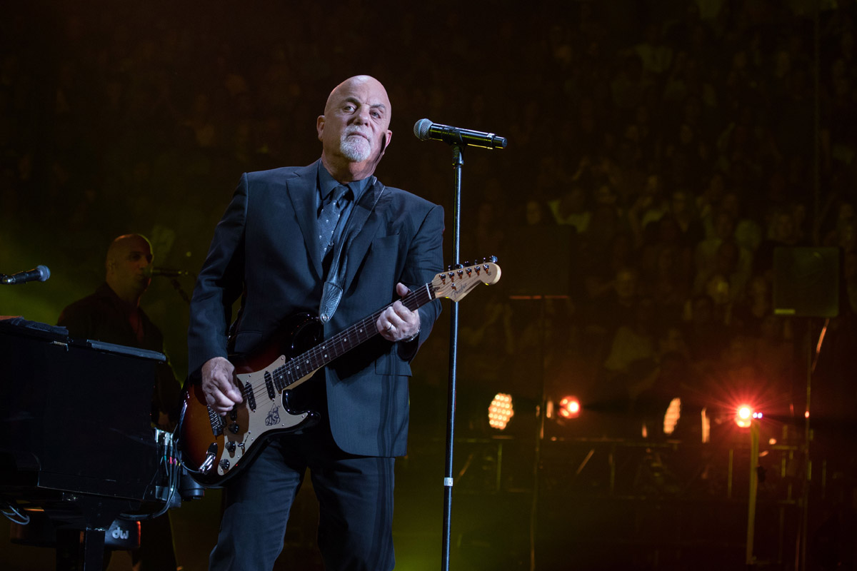Billy Joel At Madison Square Garden New York Ny August 21 2017 Photo 50 Billy Joel
