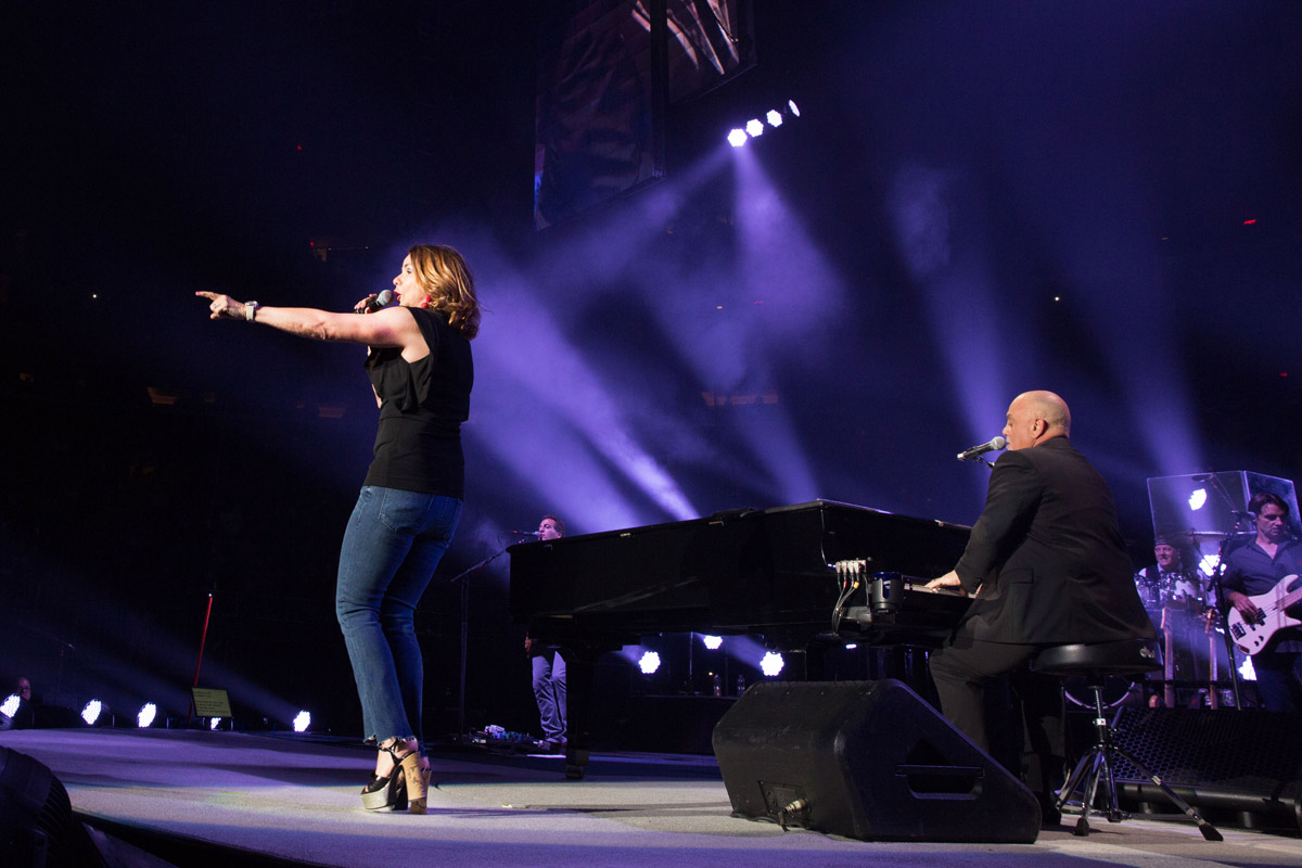 Billy Joel At Madison Square Garden New York Ny August 21 2017 Photo 65 Billy Joel