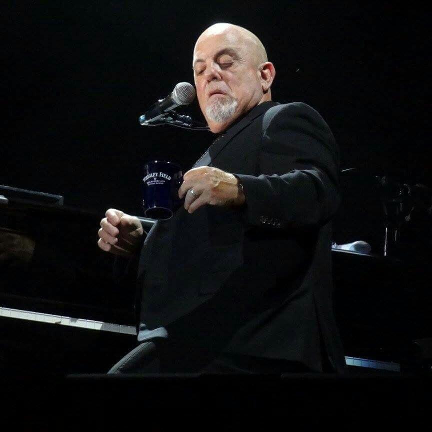 Billy Joel @ Wrigley