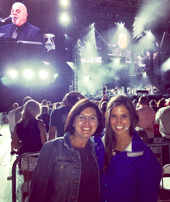 Mom & Daughter concert night