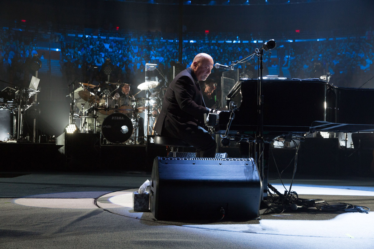 Billy Joel At Madison Square Garden New York Ny August 21 2017 Photo 80 Billy Joel