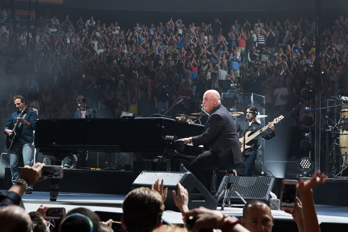 Billy Joel At Madison Square Garden New York Ny August 21 2017 Photo 89 Billy Joel