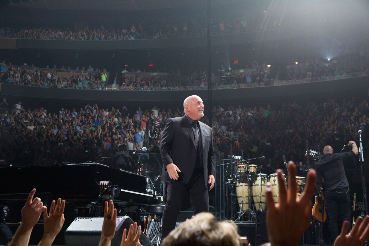 Billy Joel At Madison Square Garden New York Ny August 21 2017 Photo 90 Billy Joel
