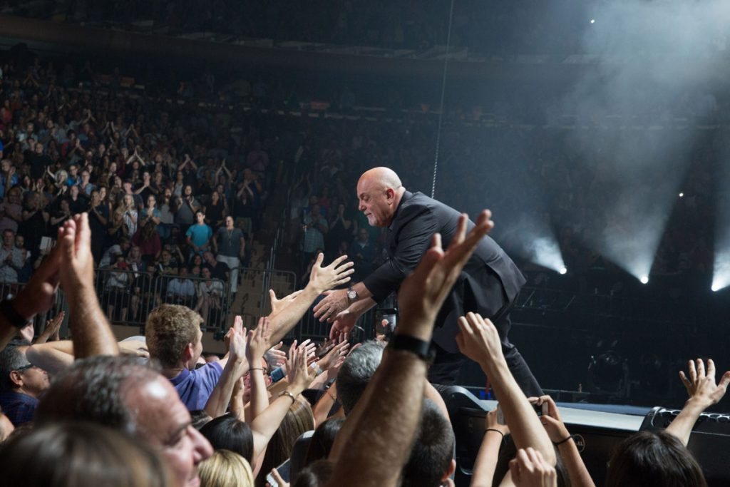 Billy Joel At The Garden, Madison Square Garden, August 21, 2017