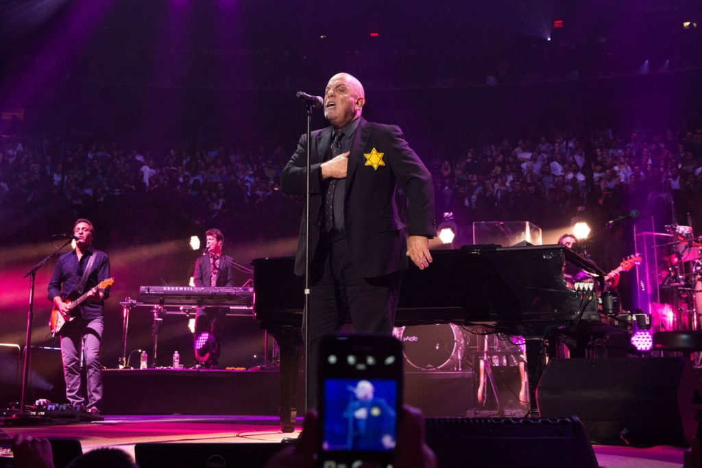 Billy Joel At Madison Square Garden New York, NY – August 21, 2017 (Photo 96)