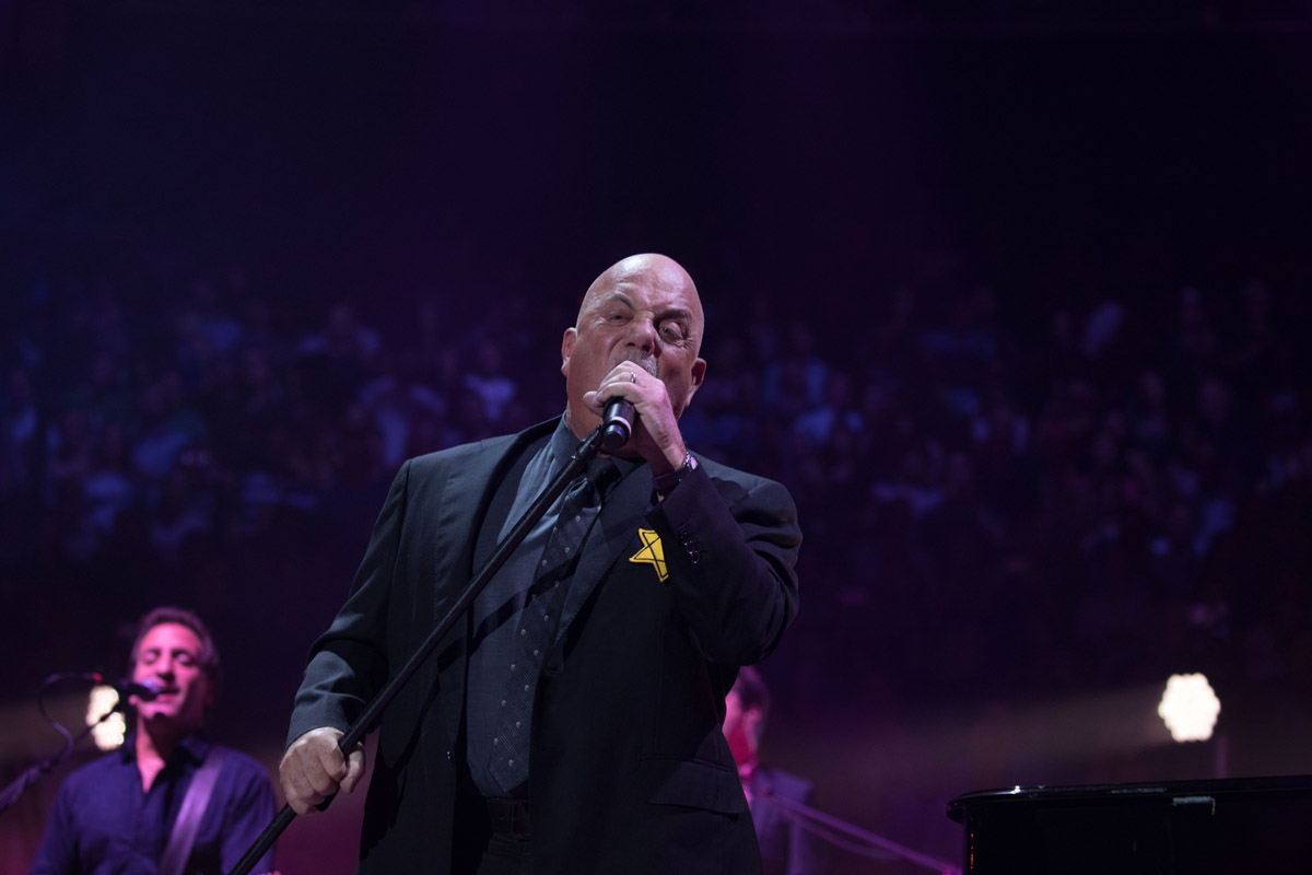 Billy Joel At Madison Square Garden New York Ny August 21 2017 Photo 97 Billy Joel