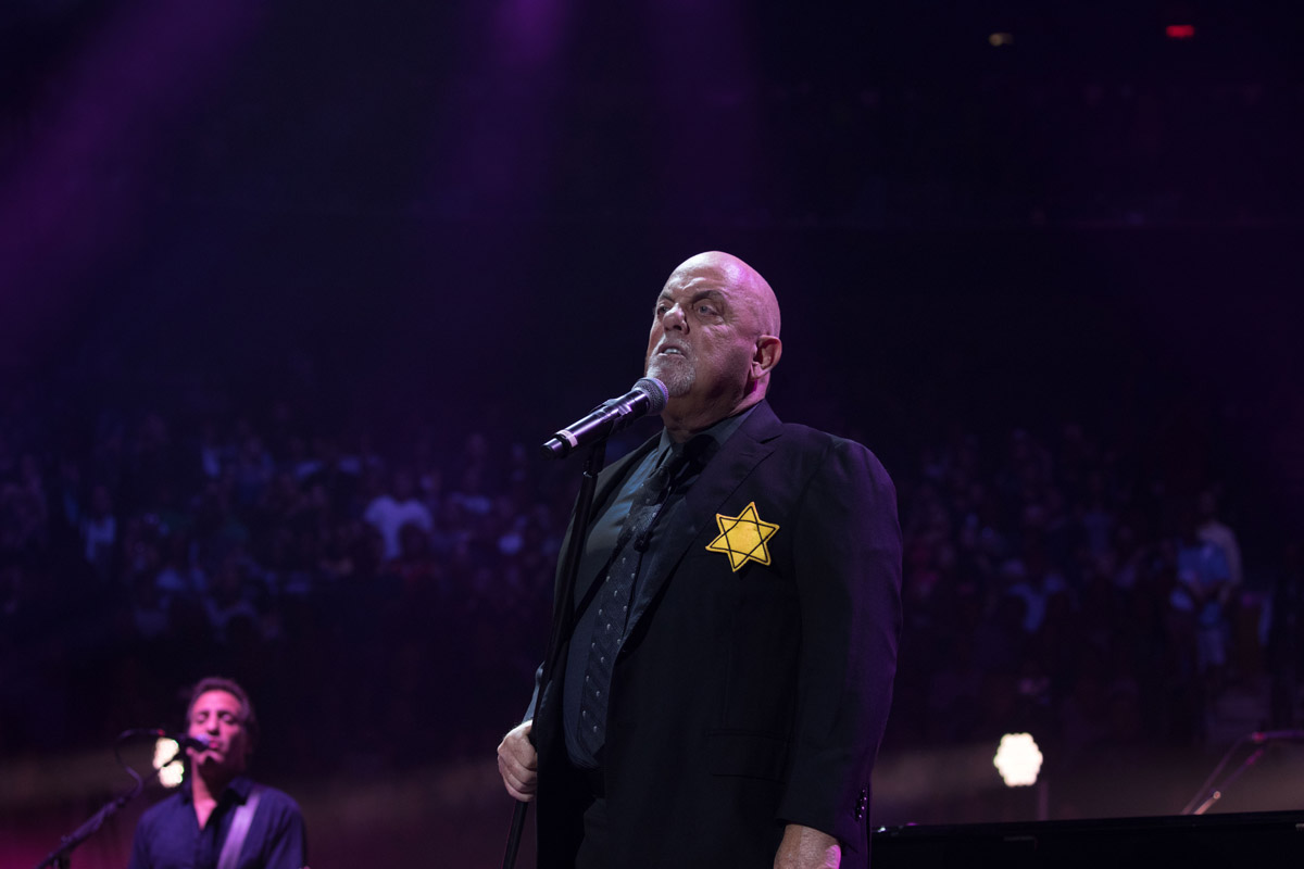 Billy Joel At Madison Square Garden New York Ny August 21 2017 Photo 98 Billy Joel