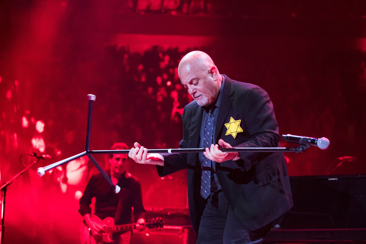 Billy Joel At Madison Square Garden New York Ny August 21 2017 Photo 102 Billy Joel