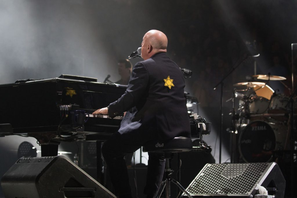 Billy Joel At Madison Square Garden New York, NY – August 21, 2017 (Photo 106)
