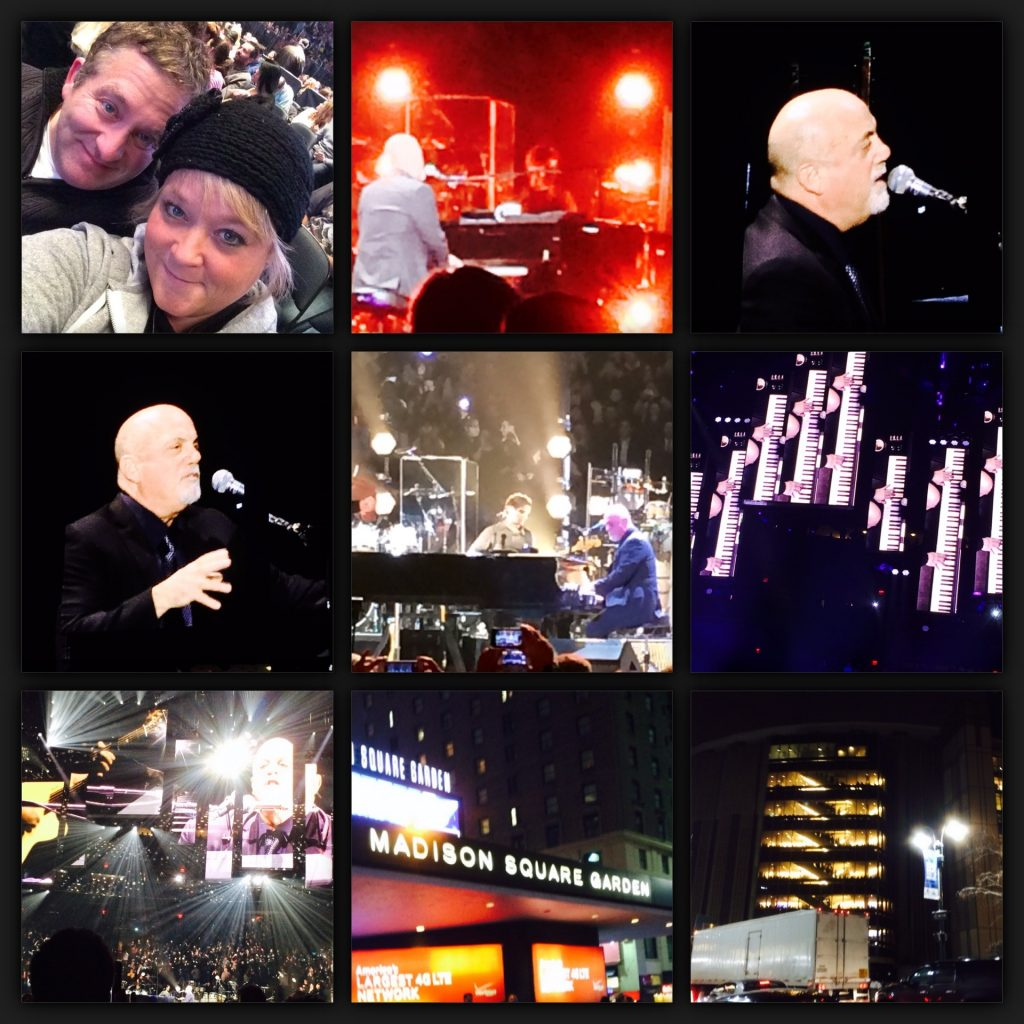 Billy Joel Concert Feb 03 2014