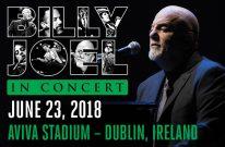 Billy Joel Concert At Aviva Stadium Dublin, Ireland – June 23, 2018