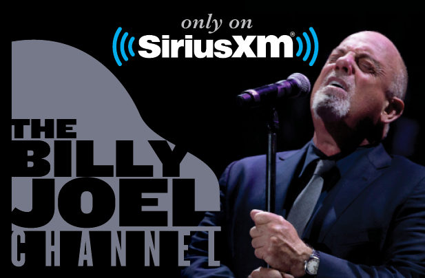 The Billy Joel Channel Returns to SiriusXM on February 1st | Billy