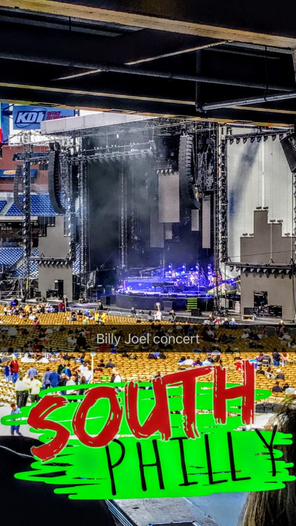 Billy Joel philly