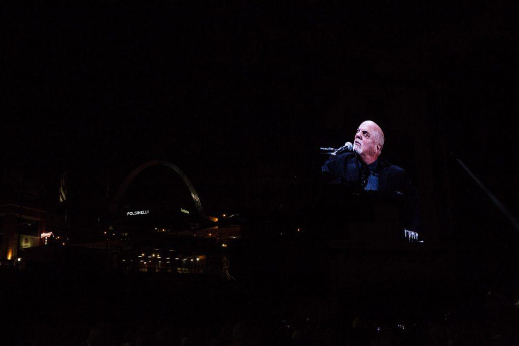Billy Joel In Concert, Busch Stadium, Louis, MO, September 21st, 2017