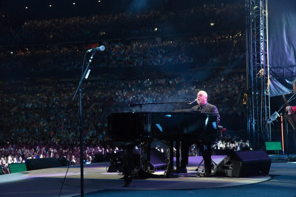 Billy Joel At Busch Stadium St. Louis, MO – September 21, 2017 (Photo 72)