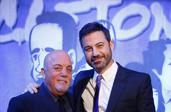 Billy Joel Interview & Performance From 'Jimmy Kimmel Live!'