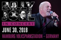 Billy Joel Concert At Hamburg Volksparkstadion – June 30, 2018