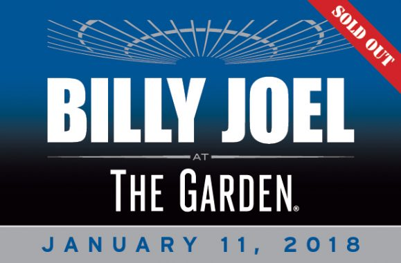 MSG's First Music Franchise Billy Joel At The Garden Continues