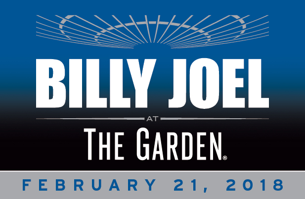 Billy Joel Madison Square Garden February 21, 2018