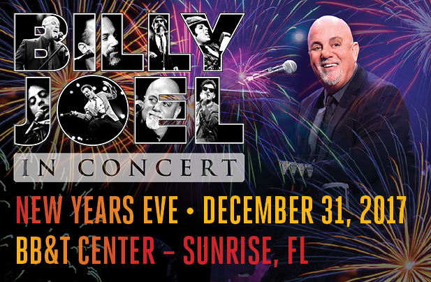 Billy Joel's New Year's Eve