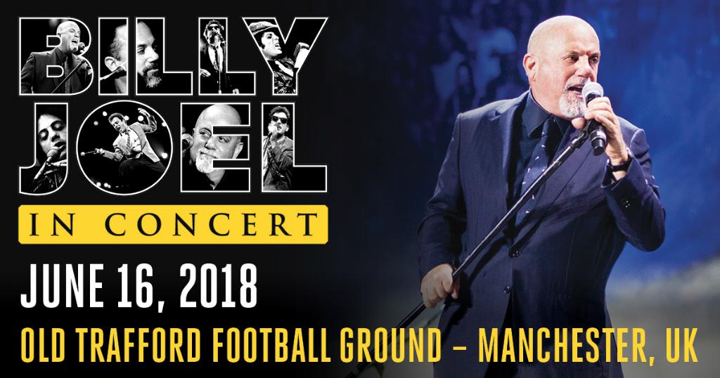 Billy Joel Uk Tour Dates