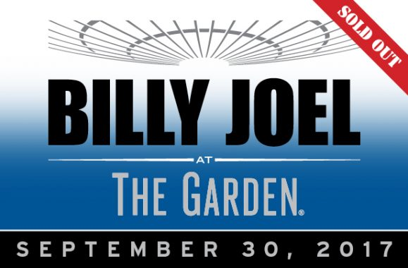 Billy Just Played His 90th Show At The Garden!