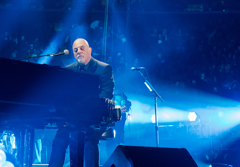 Billy Joel At Madison Square Garden April 13 2018 Billy Joel Official Site