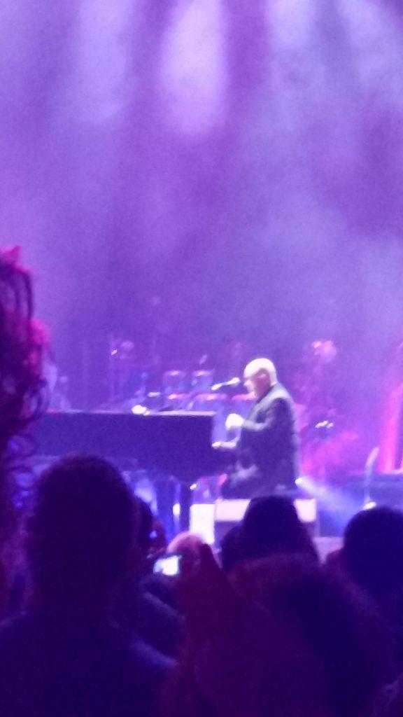 Billy at the piano